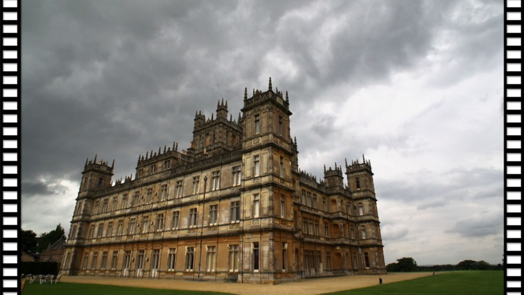 Highclere Castle Zeus Films